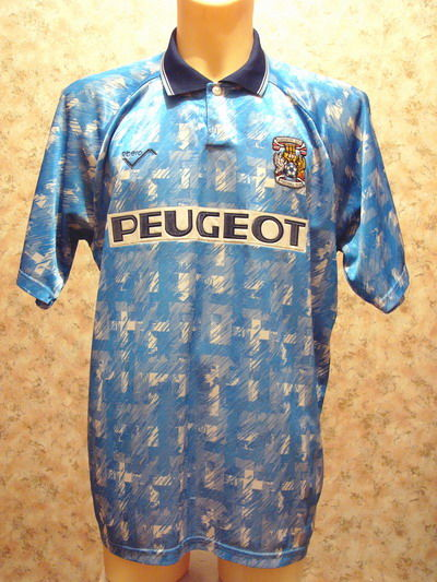 maglia coventry city 1992-1994 prima divisa outlet