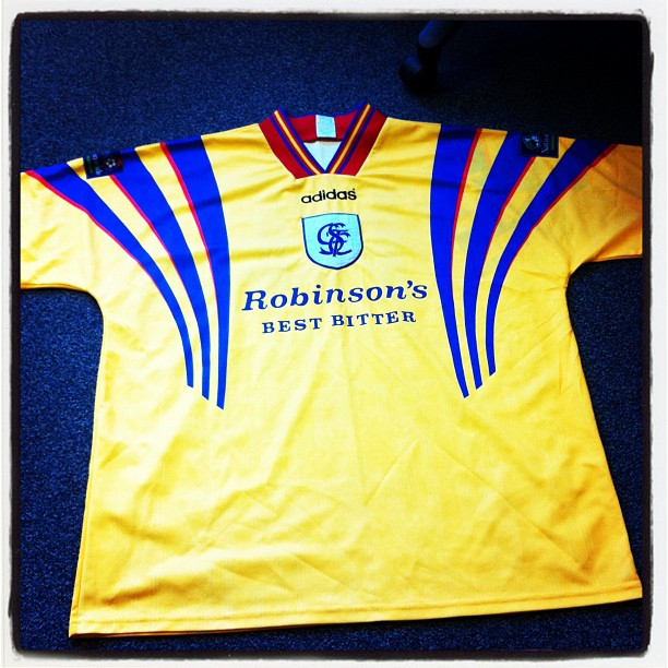 maglia stockport county 1996 retro outlet