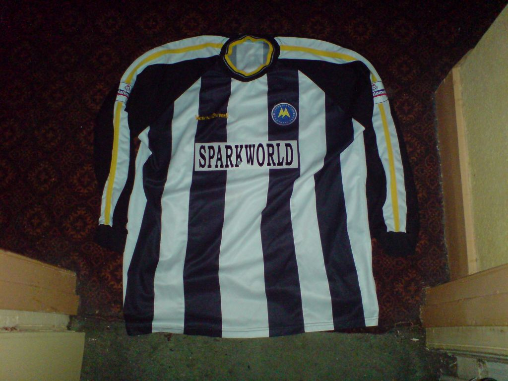 maglia torquay united 2003-2004 speciale outlet