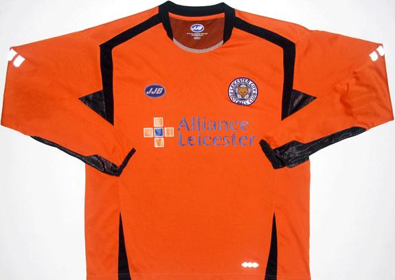 maglie calcio leicester city 2005-2006 portiere outlet