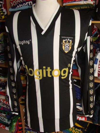 maglie calcio notts county 2001-2002 prima divisa outlet