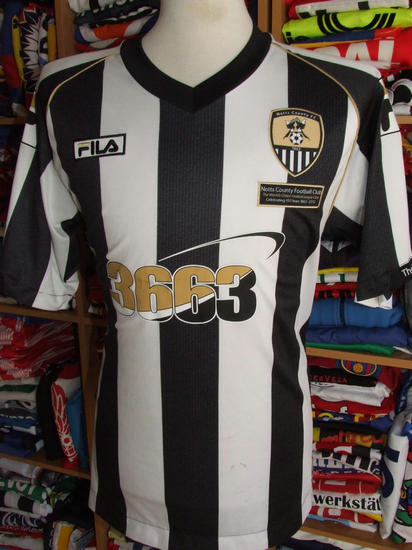 maglie calcio notts county 2012-2013 prima divisa outlet