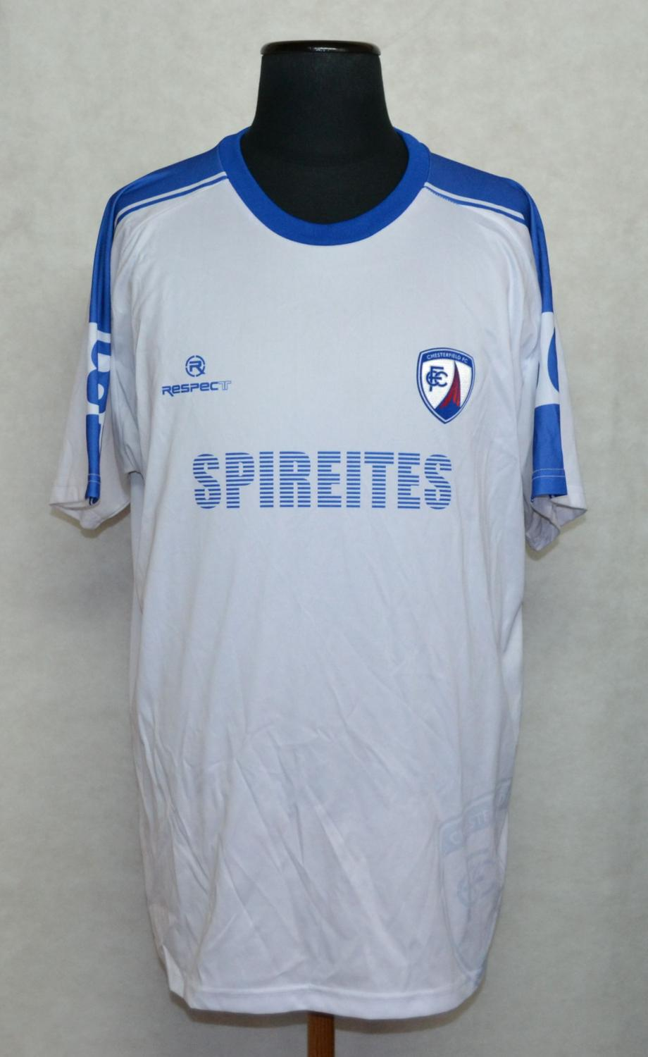 maglie chesterfield fc 2010 replica retro
