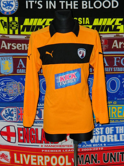maglie di chesterfield fc 2012-2013 retro outlet