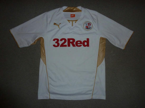 maglie di crawley town 2012-2013 terza divisa outlet