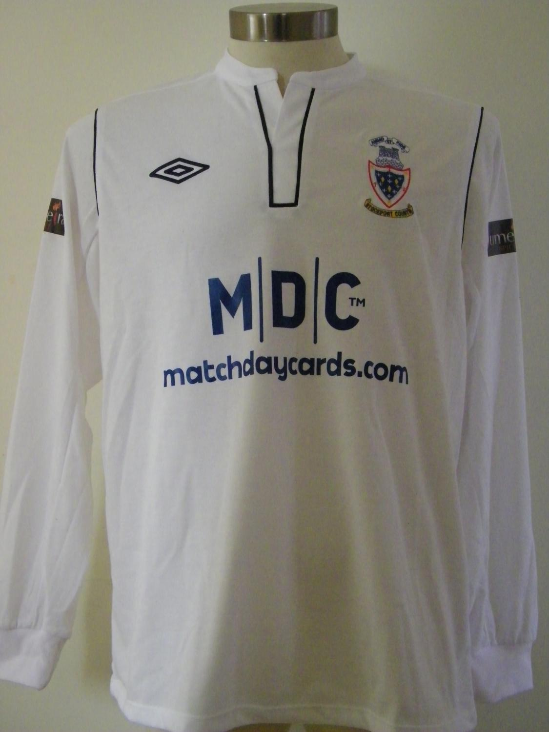 maglie di stockport county 2013 speciale outlet