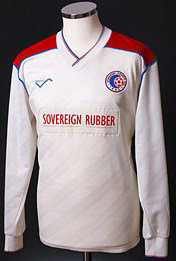 maglie stockport county 1989-1990 replica prima divisa